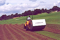 Tractor Mounted Sweepers